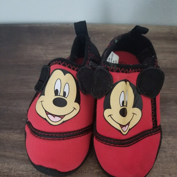 f6b759a47b20 Disney Other - Mickey mouse toddler water shoes